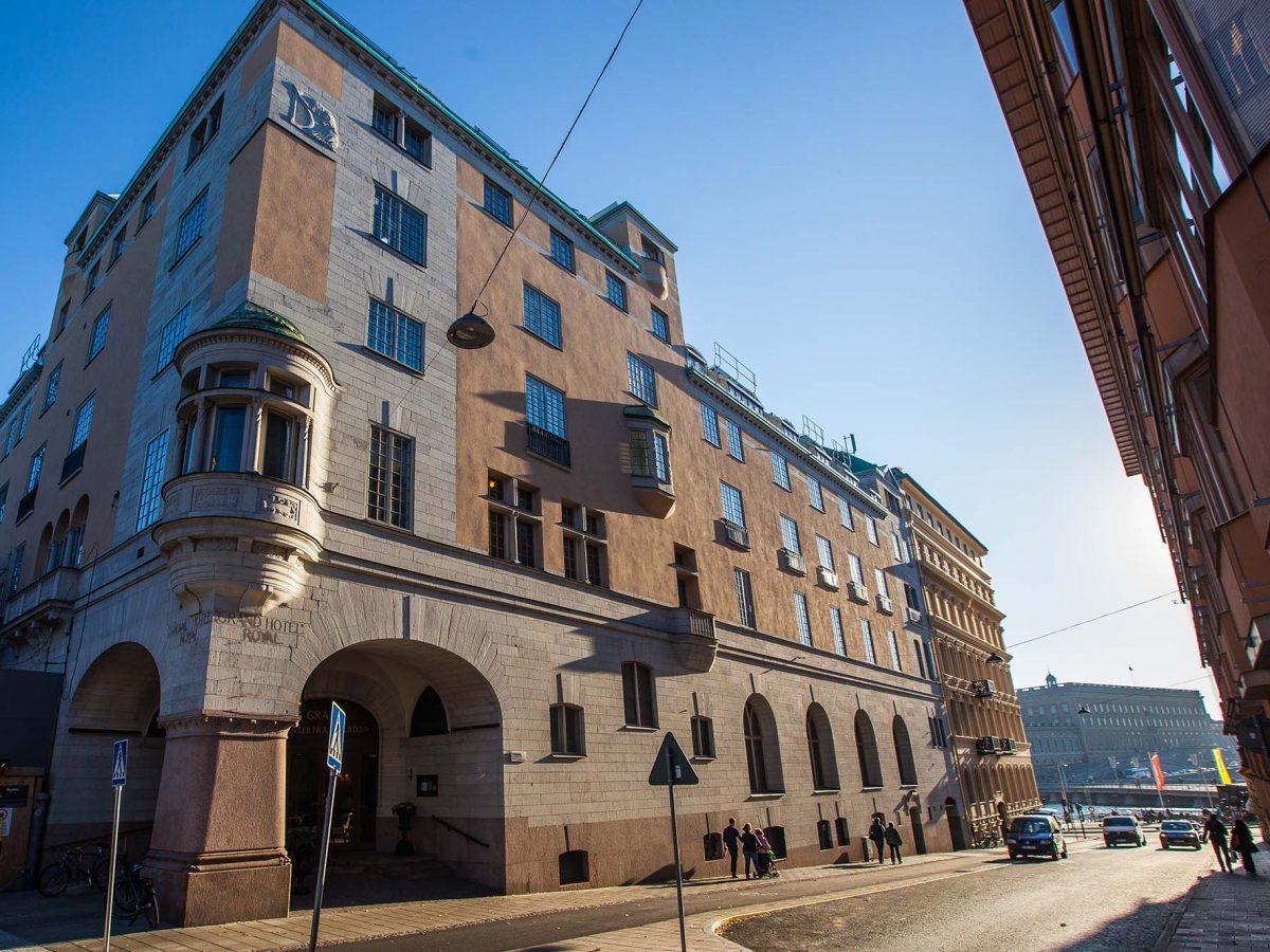 Grand Royal, Stockholm
